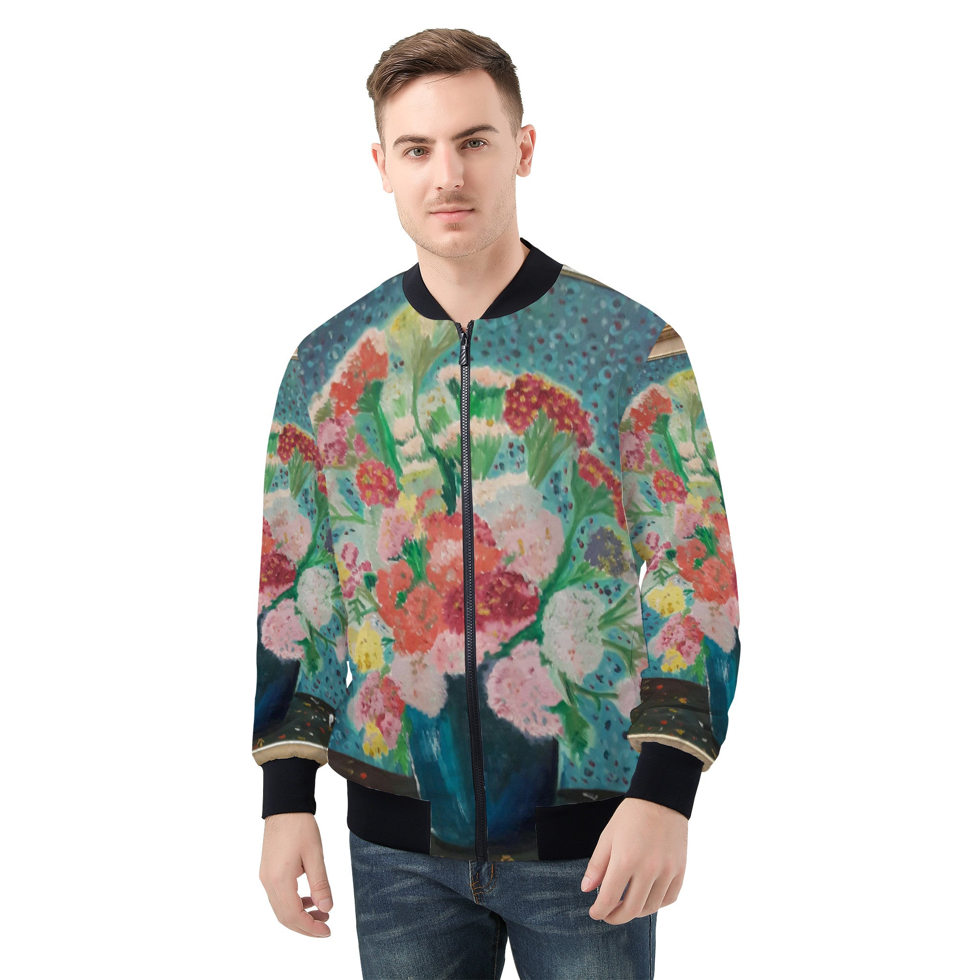 SF_D81 Men's Bomber Jacket
