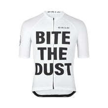 "Indlæs billede til gallerivisning ES16 Cykeltrøje Elite Stripes -  ""Bite The Dust"" White"