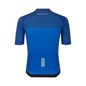 ES16 Cykeltrøje Elite Stripes -  Duo blue