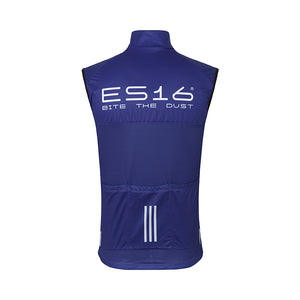 ES16 Cykel vindvest Elite Mission Flow. Purple