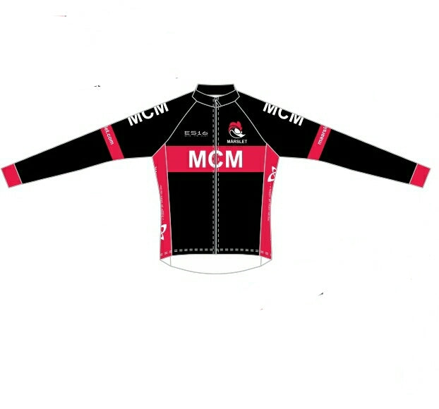 MCM long sleeve jersey