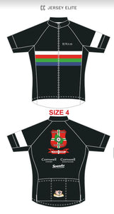 "Road cycling Bornholm jersey ""Herre"""