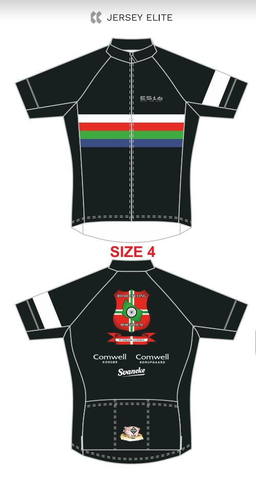 Road cycling Bornholm jersey