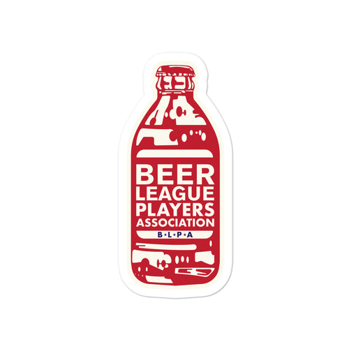 BLPA Beer Bottle