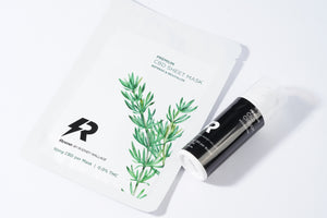 Load image into Gallery viewer, Rosemary CBD Sheet Mask