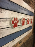 Chicago Paw Flag