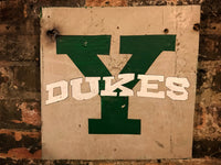 York High School Sign