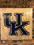 University of Kentucky Sign