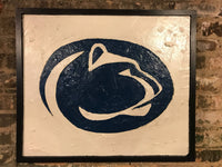 Penn State Sign
