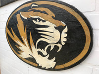 Mizzou Wooden Sign
