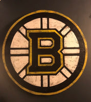 Rustic Bruins Sign