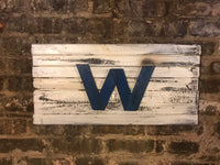 W Flag, Wrigleyville, Chicago, Chicago Cubs, Cubsnation, World Series, Cubs, Cubbies, Win, Cubs Art, Chicago Art, Cubs Flags, Chi
