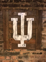 Indiana Hoosiers Sign