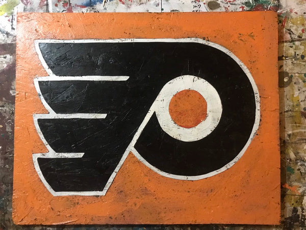 Philadelphia Flyers, Philadelphia Flyers Sign,  Wooden Flyers Sign, Flyers Sign, Philadelphia Flyers Art, Philadelphia Pennsylvania , Flyers