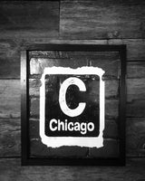 Chicago Subway Sign
