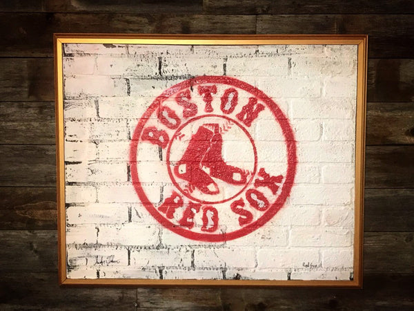 Boston Red Sox Graffiti