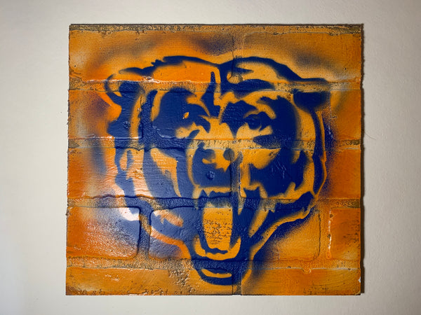 Chicago Bears Art