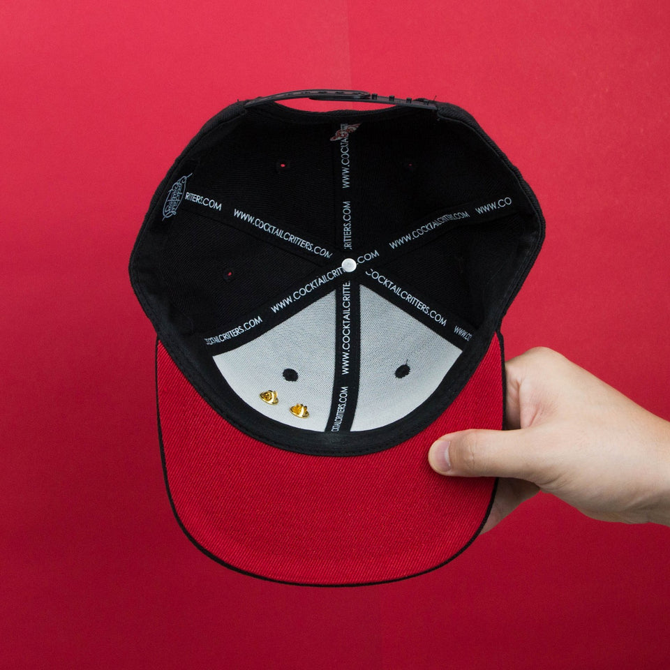 Americano Hat & Hard Enamel Pin