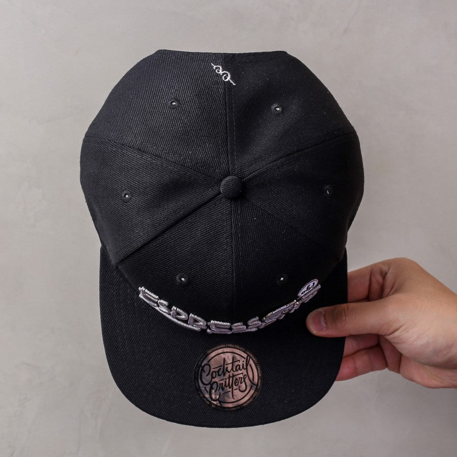 Espresso Martini Hat & Hard Enamel Pin