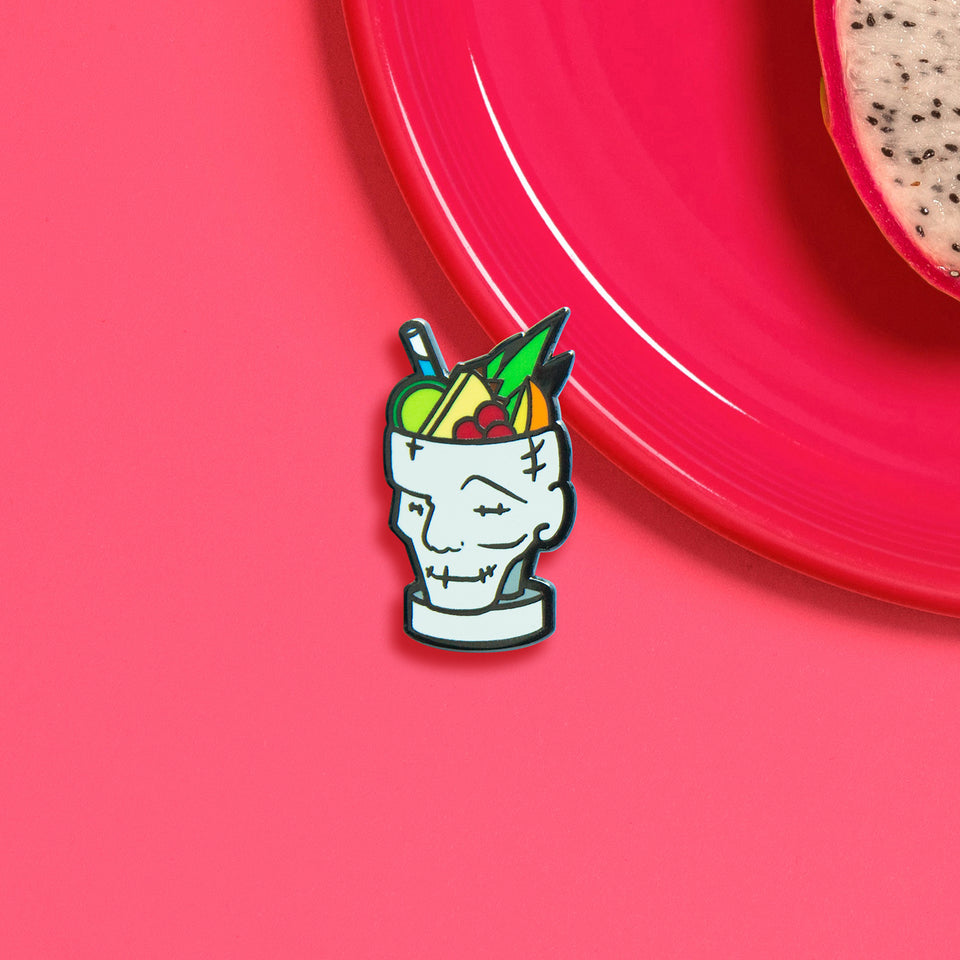 Zombie Hard Enamel Pin