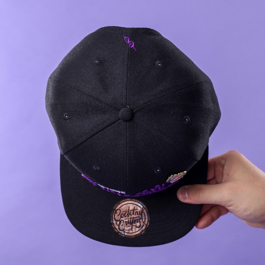 Unicorn Tears Hat & Hard Enamel Pin