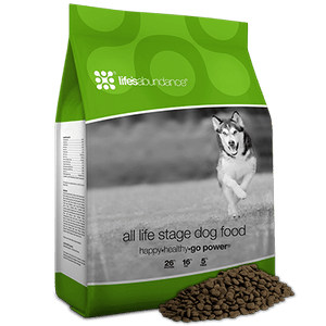 Life's Abundance: All Stage Dog Food