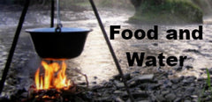 Food and Water