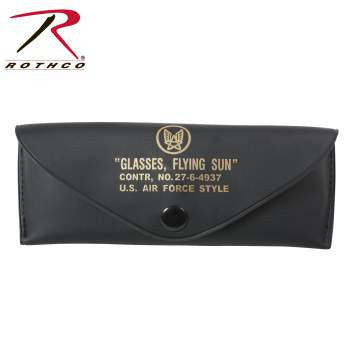 G.I. Type Air Force Pilots Sunglasses With Case - Delta Survivalist