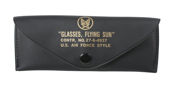 G.I. Type Air Force Pilots Sunglasses w/ Case - Delta Survivalist