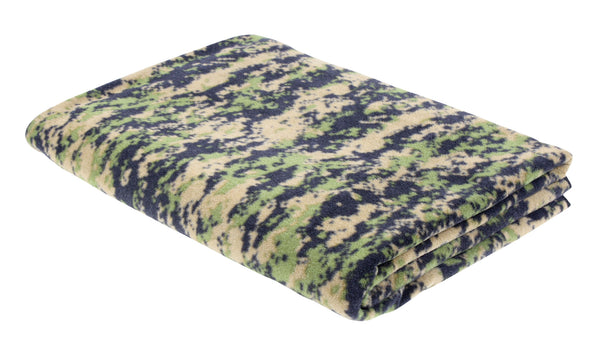 Camo Fleece Blanket - Delta Survivalist