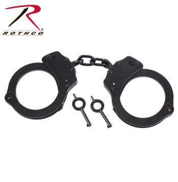Stainless Steel Handcuffs - Delta Survivalist
