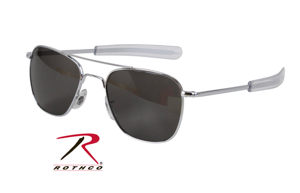 Genuine Gov't A.f. Pilots Sunglasses By American Optics - Delta Survivalist