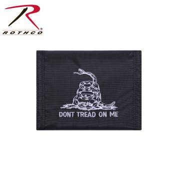 Don't Tread On Me Commando Wallet