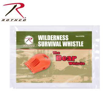 Wilderness Survival Whistle - Delta Survivalist