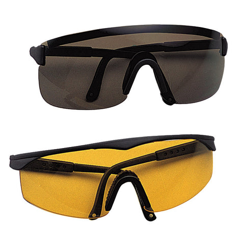 Single Polycrbonite Lens Sports Glasses - Delta Survivalist
