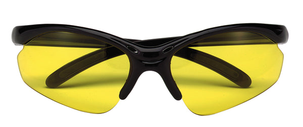 Dual Polycarbonate Lens Sports Glasses