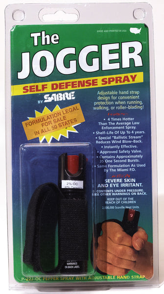 Pepper Spray Jogger-Special Formula P-22j-Oc-Us