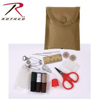 G.I. Style Sewing/Repair Kit - Delta Survivalist