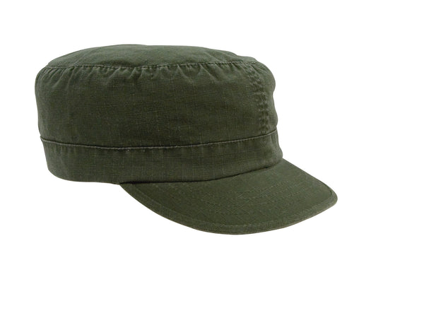 Women's Adjustable Vintage Fatigue Caps - Delta Survivalist