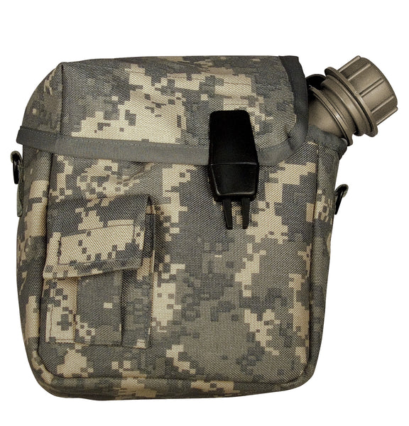MOLLE 2 QT. Bladder Canteen Cover - Delta Survivalist