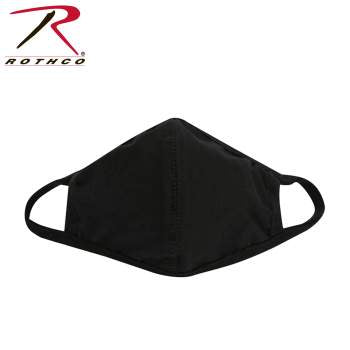 Reusable 3-Layer Polyester Face Mask