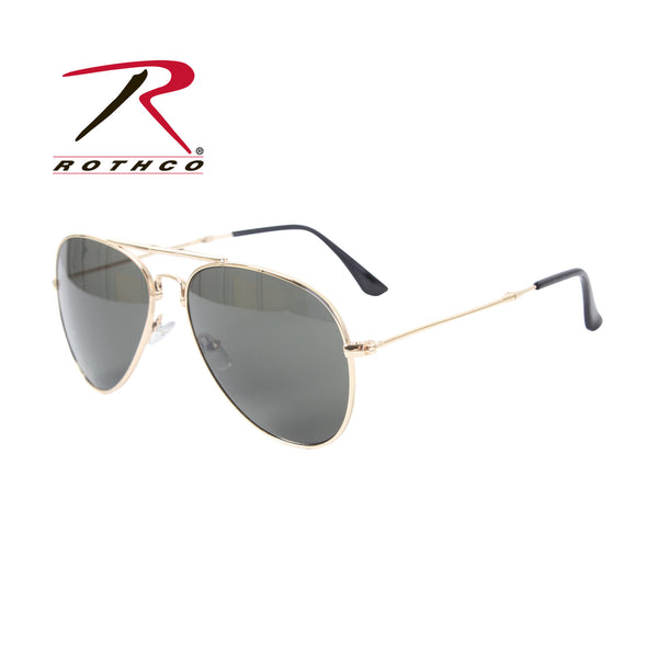 Folding Aviator Sunglasses - Delta Survivalist