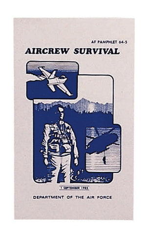 Air Force Survival Manual - Delta Survivalist