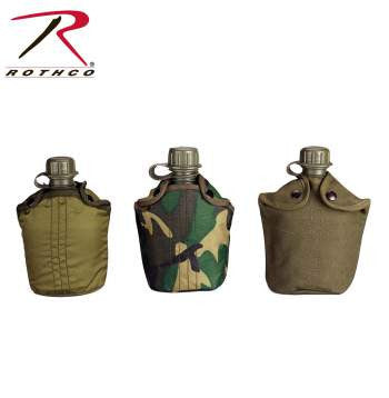 Heavy Weight Canteen Cover - Delta Survivalist