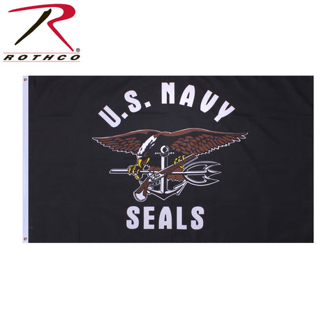 United States Navy Seals Flag - Delta Survivalist
