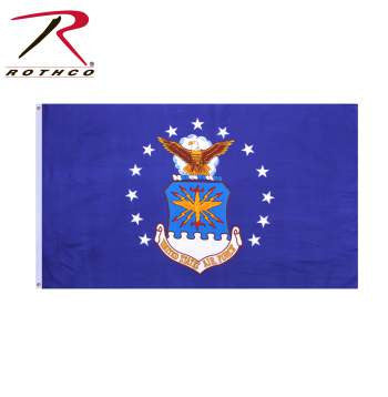 U.S. Air Force Emblem Flag - Delta Survivalist