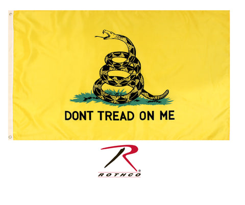 Don't Tread On Me Flag - Delta Survivalist
