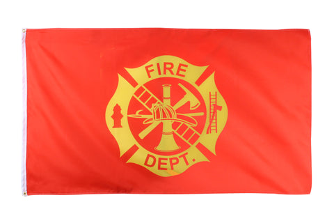 Fire Department Flag - Delta Survivalist