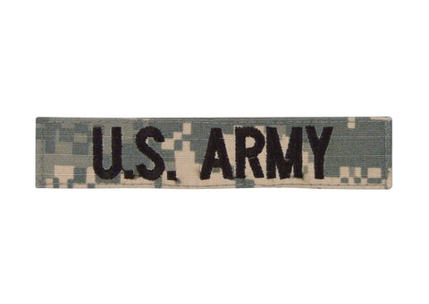 U.S. Army Branch Tape - Delta Survivalist