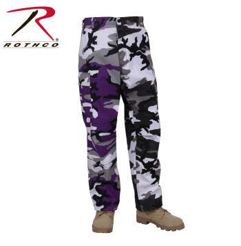 Two-Tone Camo BDU Pants - Delta Survivalist